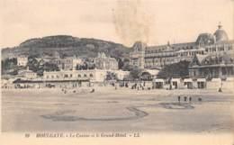 CALVADOS  14    HOULGATE   LE CASINO ET LE GRAND HOTEL - Houlgate