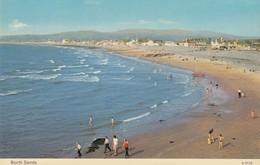 Postcard Borth Sands  My Ref  B12948 - Cardiganshire