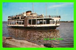 "SHIP, BATEAU - "" RADISSON "" - TRAVERSIER , TROIS-RIVIÈRES -  STUDIO ST-CYR - CARLE'S - - Ferries"