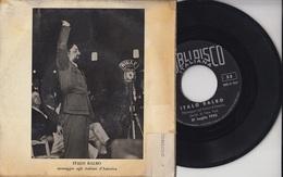** ITALO BALBO.-MESSAGGIO AGLI ITALIANI D' AMERICA.-STADIO DI NEW YORK.-21 LUGLIO 1933..-** - Militari