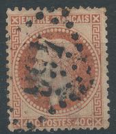 Lot N°46984  N°31, Oblit GC 456 Besançon, Doubs (24) - 1863-1870 Napoleon III With Laurels