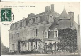 ORSENNES. CHATEAU DE LA MARCHE - France