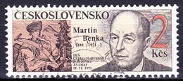 Tchécoslovaquie 1991 Mi 3108 (Yv 2908), Obliteré - Tsjechoslowakije