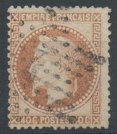 Lot N°46985  Variété/n°31, Oblit étoile Chiffrée 4 De PARIS (R. D'Enghein), Imprésion Dépouillée - 1863-1870 Napoleon III With Laurels