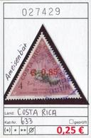 Costa Rica - Michel 633 - Oo Oblit. Used Gebruikt - Costa Rica