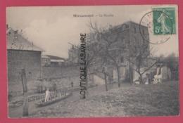 80 - MIRAUMONT-----Le Moulin----animé - France