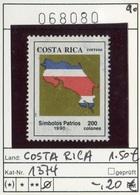 Costa Rica - Michel 1374 - Oo Oblit. Used Gebruikt - Costa Rica