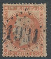 Lot N°46987  N°31, Oblit GC 1931 Lambesc, Bouches-du-Rhone (12), Ind 4 - 1863-1870 Napoleon III With Laurels