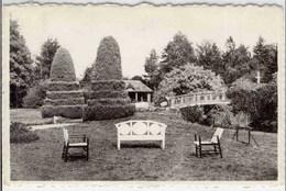 """HOOGBOOM - Notre-Dame De Grâce - Maison De Repos """"Welvaart"""" - Vue Du Parc - Oblitération De 1964 - Boom"""