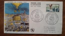 Premier Jour  FDC..  JOURNEE  DU  TIMBRE .. 1955. - Other