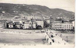 Espagne. San Sebastian. Barrio De Gros - Guipúzcoa (San Sebastián)