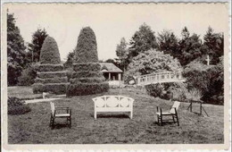 "HOOGBOOM - Notre-Dame De Grâce - Maison De Repos ""Welvaart"" - Vue Du Parc - Oblitération De 1956 - Kapellen"