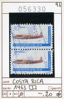 Costa Rica - Michel 1463 Im Paar / Pair - Oo Oblit. Used Gebruikt - Costa Rica