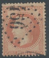 Lot N°46990  N°31, Oblit GC 456 Besançon, Doubs (24) - 1863-1870 Napoleon III With Laurels