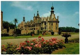 Deinze Kasteel Ooidonk, Spaanse Renaissance XVIe Eeuw, Achtergevel En Franse Tuin (pk55649) - Deinze