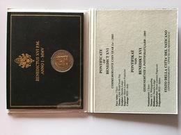 Vatican 2005 - Pièce Commémorative De 2 EUR - XX Journée Mondiale De La Jeunesse à Cologne - Vaticaanstad