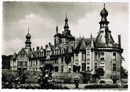 Deinze Kasteel Ooidonk, Spaanse Renaissance XVIe Eeuw, Tuin En Achtergevel (pk55650) - Deinze