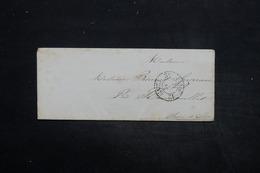 FRANCE - Enveloppe De Paris Pour Rambouillet En 1952 - L 25619 - 1849-1876: Période Classique