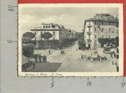 CARTOLINA VG ITALIA - GENZANO DI ROMA - Il Corso - 10 X 15 - ANN. 1956 - Roma (Rome)