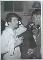 JOHNNY HALLYDAY / EDDY MITCHELL / DARRY COWL  ( Format 21X30 ) - Artistes