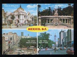 CPM Neuve Canada L'Hotel Du Vieux QUEBEC - Mexique