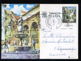 CPM Entier Postal Espagne CORDOBA Plaza Del Potro - Córdoba
