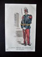 Paris Hergestellt Frankreich Ecole Speciale De Saint-Cyr  (Infanterie)  Ca. 1910 ? Sammlungsauflösung - Uniformen