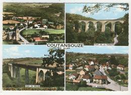 03 - Coutansouze -           Multivues - France