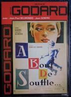 A Bout De Souffle - De Jean-Luc Godard - Jean-Paul Belmondo . - Crime