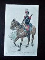 Paris Hergestellt Frankreich Ecole Speciale De Saint-Cyr  ( Cavalerie)  Ca. 1910 ? Sammlungsauflösung - Uniformen