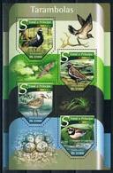 Bloc Sheet Oiseaux Birds  Neuf  MNH ** S Tome & Principe 2015 - Autres
