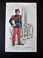 Paris Hergestellt Frankreich Ecole Normale De Gymnastique Et D'escrime De Joinville  Ca. 1910 ? Sammlungsauflösung - Uniformen