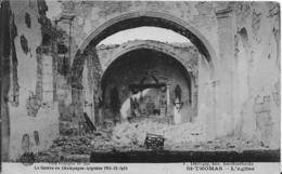 51-2- SAINT- THOMAS - L EGLISE - France
