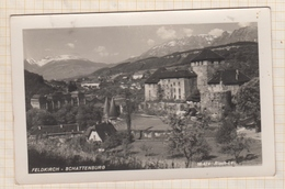 9AL759 Feldkirch - Schattenburg 2 SCANS - Feldkirch