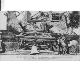 51-2- SOUAIN - CLOCHE - France