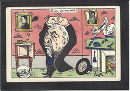 CPA Franc Maçonnerie Maçonnique Masonic Franc Maçon Satirique Caricature Scatologie Pot De Chambre Non Circulé - Philosophie & Pensées