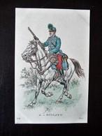 Paris Hergestellt Frankreich Hussar'd Ca. 1910 ? Sammlungsaufl. - Uniformen