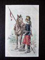 Paris Hergestellt Frankreich Dragon Ca. 1910 ? Sammlungsauflösung - Uniformen