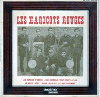 Disque Les Haricots Rouges - Les Copains D'abord - Ducretet 460 V 668 - - Jazz