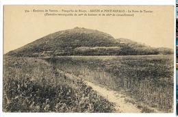 Environs De Vannes  Presqu'ILE De RHUYS  - ARZON Et PORT-NAVALO Butte De Tumiac (Tumulus Remarquable...) - Arzon