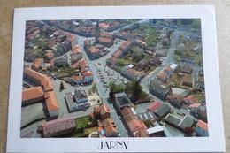 JARNY - Vue Aérienne - Le Centre Ville (54 Meurthe Et Moselle) - Jarny