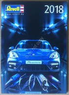 Revell Catalogo 2018 Navi Aerei Automobili Star Wars Inglese Tedesco - Altre Collezioni