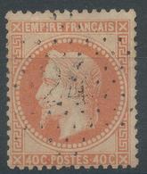 Lot N°46994  N°31, Oblit étoile Chiffrée 24 De PARIS (R. De Cléry) - 1863-1870 Napoleon III With Laurels