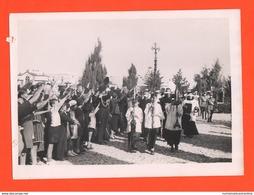 Ventennio Carabinieri Reali Ufficiali Milizia Corteo Funebre 1939 - Guerra, Militares