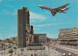 Pan American DC 9 Flying Over Berlin 1969 - 1946-....: Era Moderna
