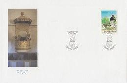 ALAND 1991 FDC Church.BARGAIN.!! - Aland