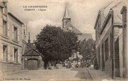 LA CHAMPAGNE CRAMANT L EGLISE - France