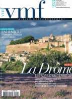 Vmf  N°233  Juil 2010:En Anjou La Drome - Géographie