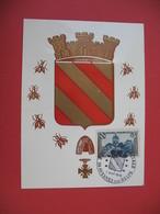 Carte 1976  - 2 ème Foire Commerciale   Cachet Avesnes Sur Helpe - Manifestations