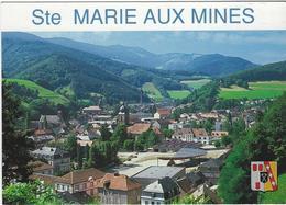SAINTE MARIE AUX MINES   VUES GENERALE - Sainte-Marie-aux-Mines